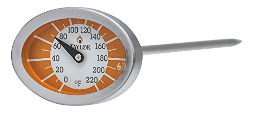 Taylor Grill Analog Instant Lesen Thermometer (Mr Grill-tools)