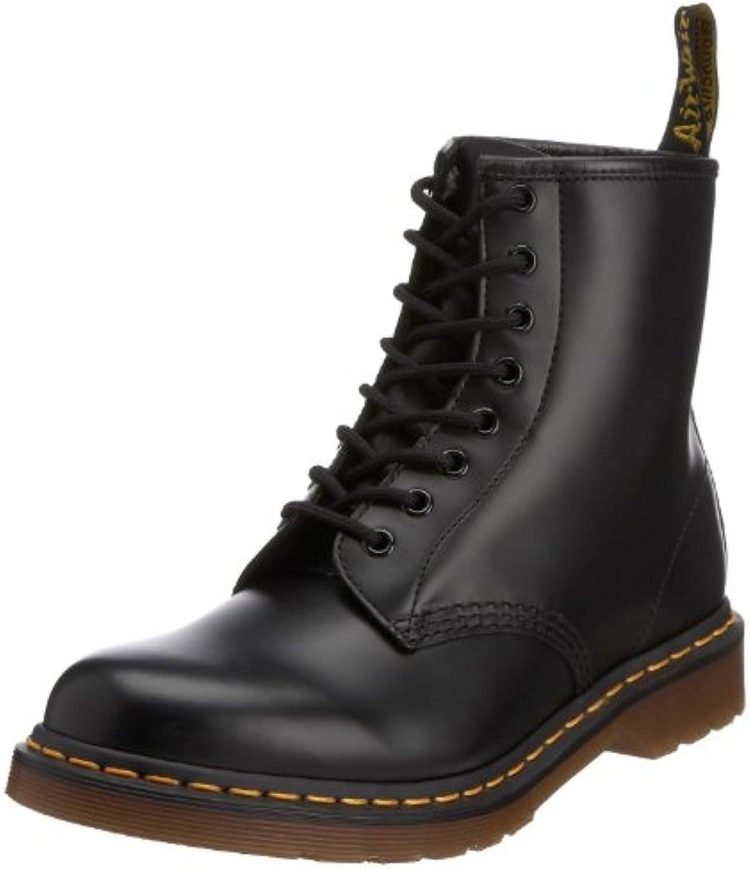 Dr Martens 1460 Boots (Black)  Zapatos de moda en línea Obtenga el mejor descuento de venta caliente-Descuento más grande