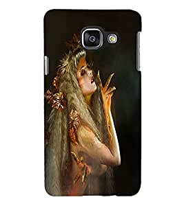 Perfect print back cover for Samsung Galaxy A3 2016