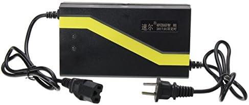 GOZAR 60V 20Ah 220V Intelligente Caricabatterie Veloce Carica Batteria Per Moto Scooter Elettrico Auto