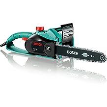 Bosch AKE 35 - Sierra de cadena, en caja de cartón (1800 W, longitud de la espada: 35 cm, 4 kg)