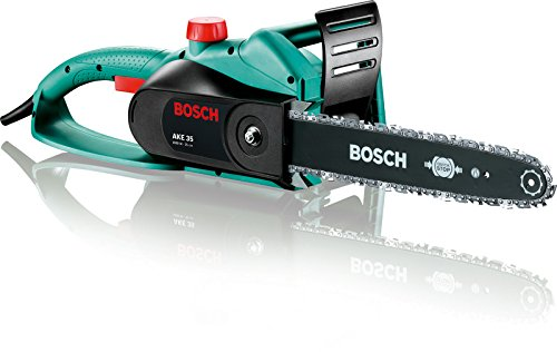 Bosch AKE 35 - Motosierra eléctrica 1800W, longitud de la espada 35 cm