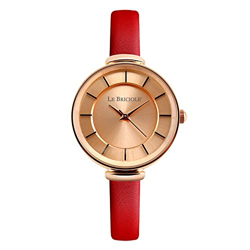damen-uhr-krumel-echt-leder-rot-red-water-resistant-luxury-watch-woman-