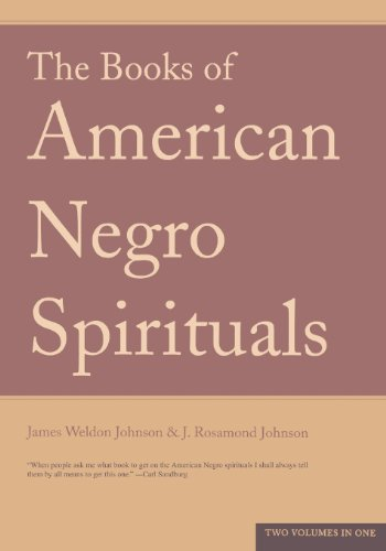 The Books Of American Negro Spirituals (Der Geschichte Johnson Amerikanischen)