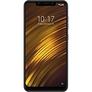Xiaomi Pocophone F1 Dual SIM 64GB 6GB RAM Negro SIM Free