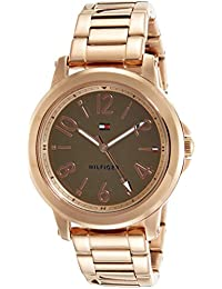 Tommy Hilfiger Analog Rose Gold Dial Women's Watch - TH1781752