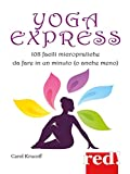Yoga express: 108 facili micropratiche da fare in un minuto (o anche meno)
