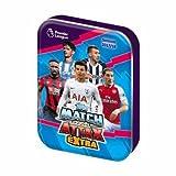 EPL Match Attax Extra 2017/18 Trading Card Mini Tin