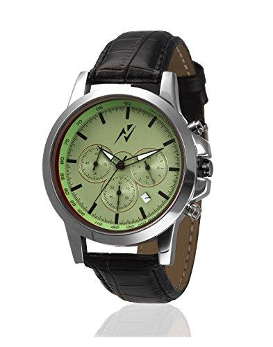 Yepme Original Chronograph Green Dial Men's Watch - YPMWATCH5240 image