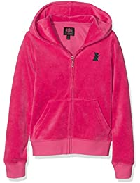 Juicy Couture Solid Robertson, Sweat-shirt à Capuche  Fille