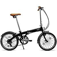 MINI Folding Bike Black