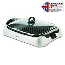 Kenwood Health Grill 2000 W, HG266, Silver, 1 Year Brand Warranty