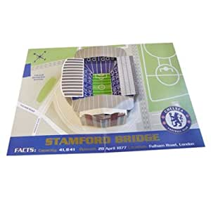 Chelsea FC Pop Up Birthday Card - Football Gifts