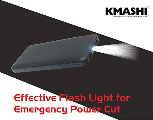 Kmashi K MPO110 10000mAH Lithium Polymer Power Bank