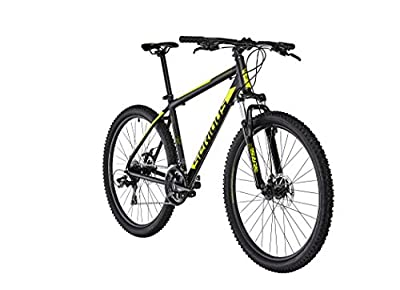 "SERIOUS Rockville 27,5"" Disc Yellow 2018 MTB Hardtail"
