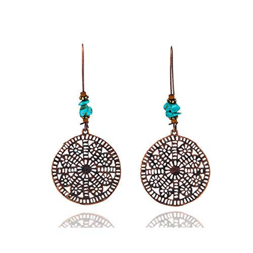 Ohrhänger, Women Multiple Kinds Vintage Antique Alloy Drop Earrings Skull Leaf Anchor Dangle Earrings Hanging Casual Jewelry Accessories E020997 -