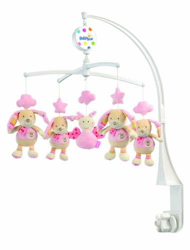 Fehn Bubbly Crew Hase Mobile mit Musik