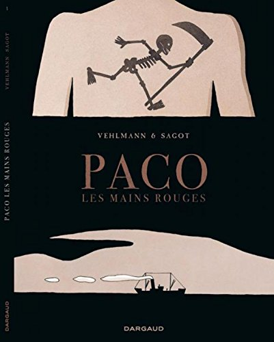 Paco Les Mains Rouges - tome 1 - Paco les mains rouges (1/2)