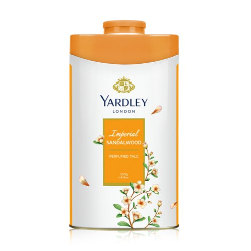 Yardley London - Imperial Sandalwood Talc for Women, 250g