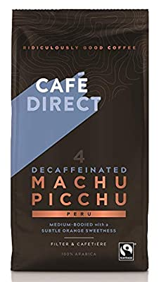 Cafédirect Fairtrade Decaf Roast & Ground Coffee by Cafédirect Plc