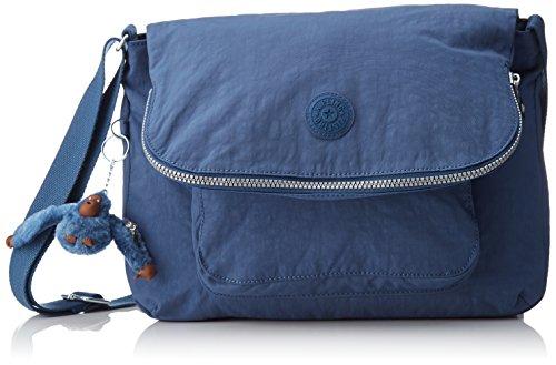 Kipling - Garan, Shoppers bolsos hombro Mujer, Blau