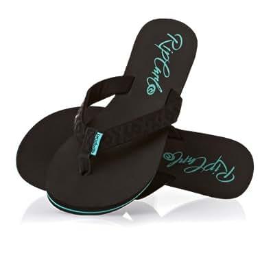 Rip Curl Women's Horizon Technical Skateboarding Shoes Black black  black Black - Black Size:UK 03
