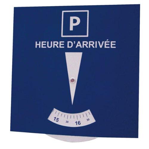 Disque de stationnement Zone Bleue