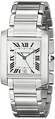 Cartier Francaise Automatic Mens Watch W51002Q3
