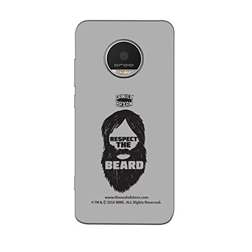 WWE : Daniel Bryan Moto G5s Mobile Case by The Souled Store  available at amazon for Rs.575