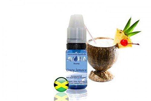 Avoria Aroma Crazy Jamaica 12ml Deutsche Herstellung (Mysmoker)