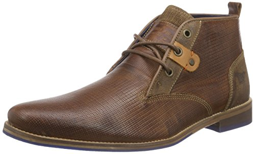 Mustang - 4881-502, Chaussures Pour Hommes Brown (braun (301 Kastanie))