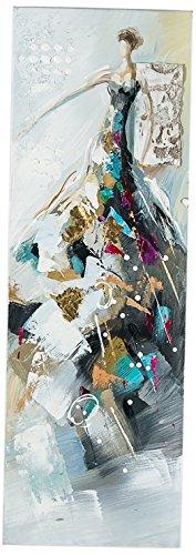 Stones QU/223/A Dreams Quadro, Tela, Multicolore