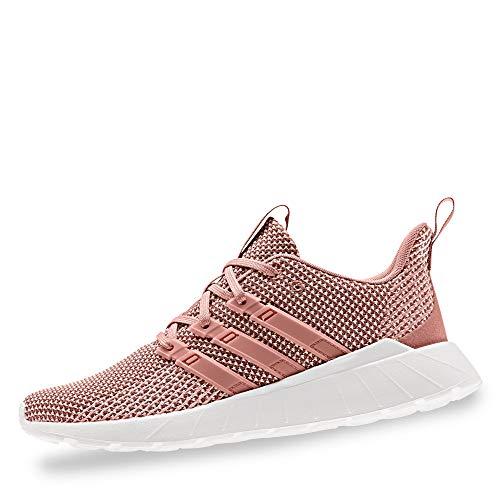 adidas Performance Questar Flow Sneaker Damen Altrosa/weiß, 7.5 UK - 41 1/3 EU - 9 US -