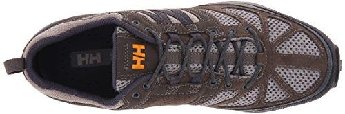 Helly Hansen Fryatt Low, Chaussures de Sport Homme Marron / noir (850 roche lunaire / corde élastique)