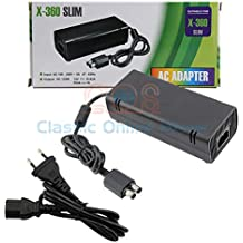 Xbox 360 Slim AC Power Supply Adapter Charger Brick