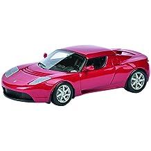 Schuco Tesla Roadster - Rouge