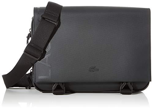 Lacoste homme NH3132PO L.12.Concept Sac porte epaule Noir (Black)