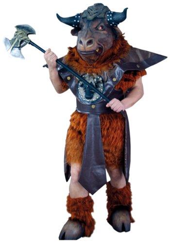 Kostüm für Erwachsene Einheitsgröße (Beast Man Kostüm)