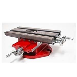 Table croisée métrique de précision - 310 x 140 mm
