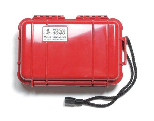 Pelican 1040 Micro-Gehäuse (Red) Pelican 1040 Micro Case