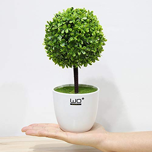 AAALLLWWW Simulated Grass Ball, Large Potted Grass Ball, Olive Tree, Household Accessories, Living Room Decoration