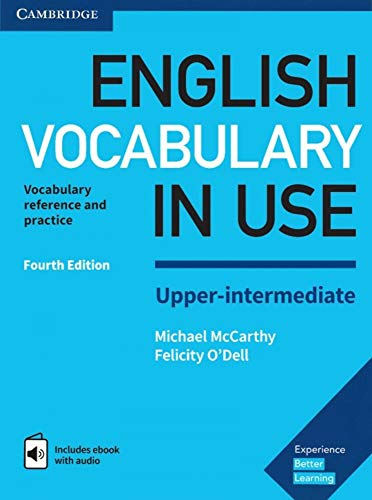 English Vocabulary in Use Upper-Intermediate Book with Answers and ...