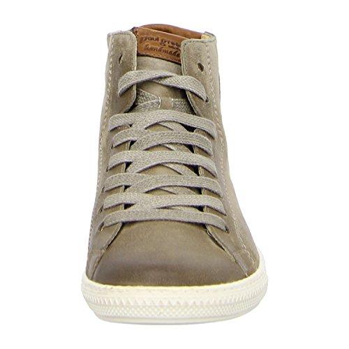 Paul Green Sneaker high , Farbe: grau Grau