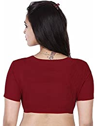 b1515e0f831562 Amazon.in  Blouses - Ethnic Wear  Clothing   Accessories