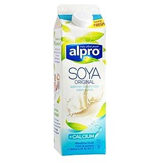 Alpro Soja-Drink Original mit Calcium, 1l