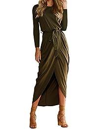 Vestidos Larga Mujer,Vestidos Fiesta Mujer, Vestido Largo Maxi Mujer Boho, Vestidos de Fiesta Fiesta de la Tarde para…