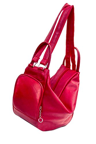 Deal Especial, Borsa a zainetto donna multicolore Multicolor Taglia unica Cherry