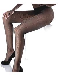 Marilyn feine Netzstrumpfhose mit kleinen Löchern (56HOLES), 20 Denier