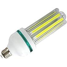 CA 85-265V E27 9W / 20W / 24W LED Mazorca Maíz Lámpara Bombilla Iluminación 3000K / 6000k Ahorro de Energía - 24w 6000k Blanco