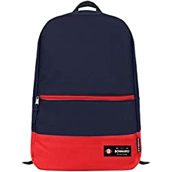 Bonmaro Playoff Navy Blue Backpack